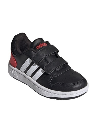 adidas Hoops 2.0 Cmf C Erkek Çocuk Sneaker Siyah